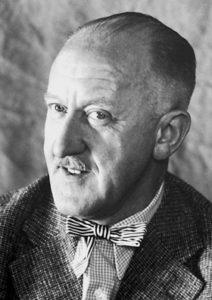 Halldór Kiljan Laxness - Islands wohl berühmtester Autor.