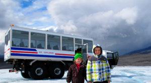 """Die """"Classic Tour"""" zum Gletscher wird für umgerechnet ca. 120 Euro angeboten."""