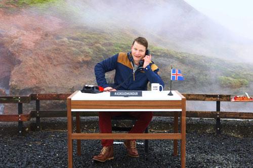 """Einer von sieben """"Gudmundurs"""". Foto: Inspired by Iceland"""